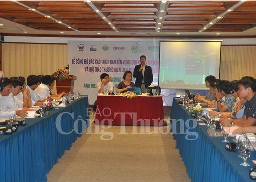 Lễ công bố báo cáo kịch bản bền vững