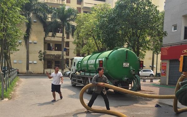 AnchorĐơn vị dịch vụ vệ sinh chuyên nghiệp thực hiện đúng quy trình