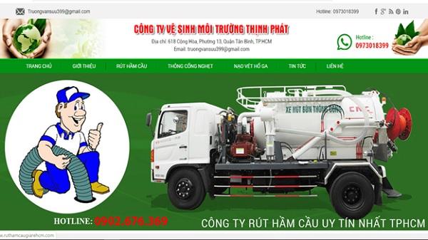 Công ty Phú Ngọc là đơn vị chuyên cung cấp các dịch vụ vệ sinh môi trường