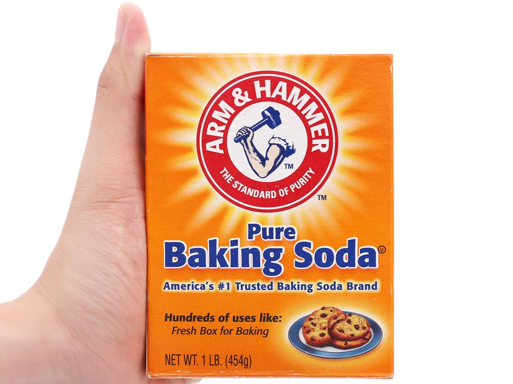 Sử dụng bột baking soda để thông cống nghẹt tại nhà
